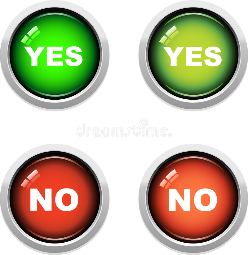 κουμπιά αριθ. ναι απεικόνιση αποθεμάτων