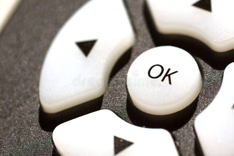 Κουμπιά τηλεχειρισμού στοκ φωτογραφία με δικαίωμα ελεύθερης χρήσης