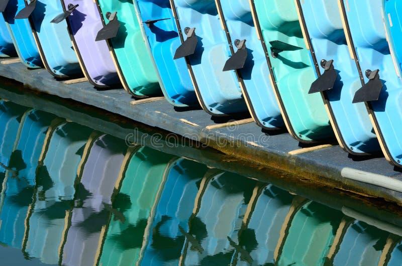 κουπί βαρκών στοκ εικόνα με δικαίωμα ελεύθερης χρήσης