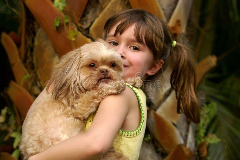 κουτάβι αγάπης στοκ φωτογραφία με δικαίωμα ελεύθερης χρήσης