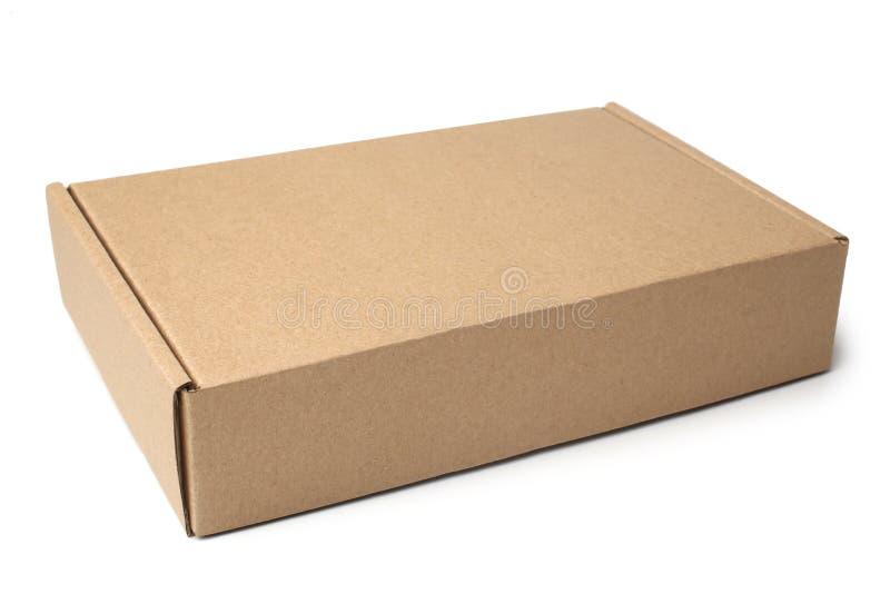 Κουτί από χαρτόνι στοκ εικόνες με δικαίωμα ελεύθερης χρήσης