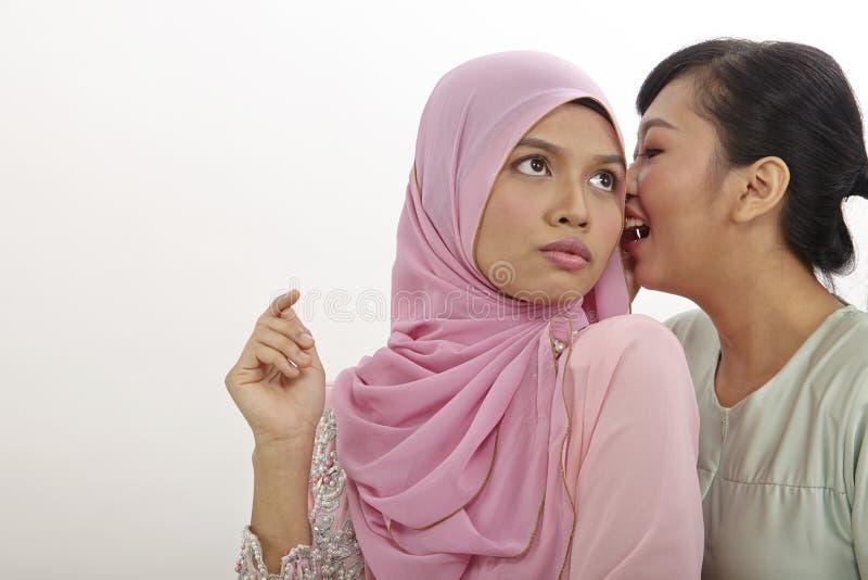 Κουτσομπολιό στοκ εικόνα με δικαίωμα ελεύθερης χρήσης