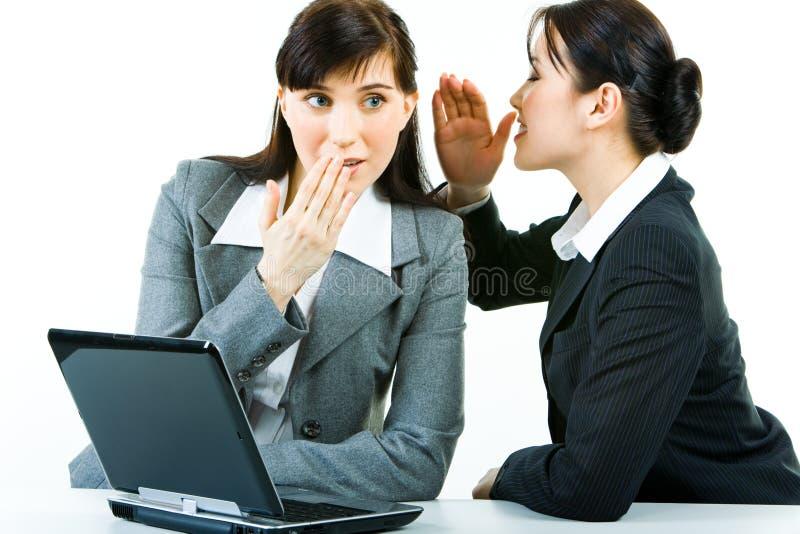 κουτσομπολιό στοκ φωτογραφίες με δικαίωμα ελεύθερης χρήσης