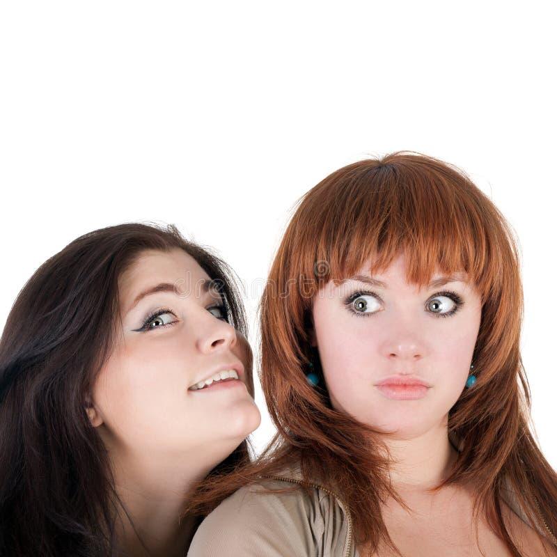 κουτσομπολιά στοκ φωτογραφία με δικαίωμα ελεύθερης χρήσης