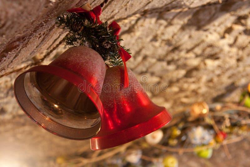 κουδούνισμα κουδουνιών στοκ εικόνα με δικαίωμα ελεύθερης χρήσης