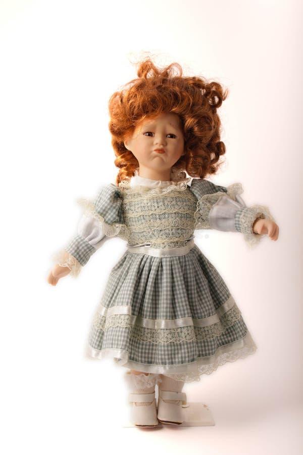 κούκλα παλαιά στοκ φωτογραφία με δικαίωμα ελεύθερης χρήσης