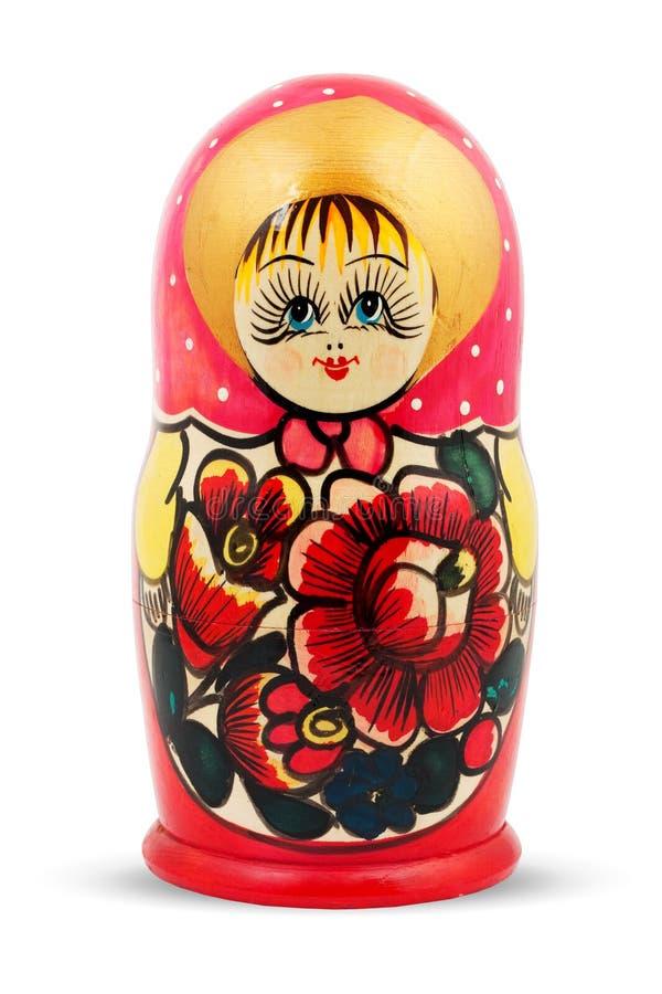 κούκλα ρωσικά στοκ εικόνα