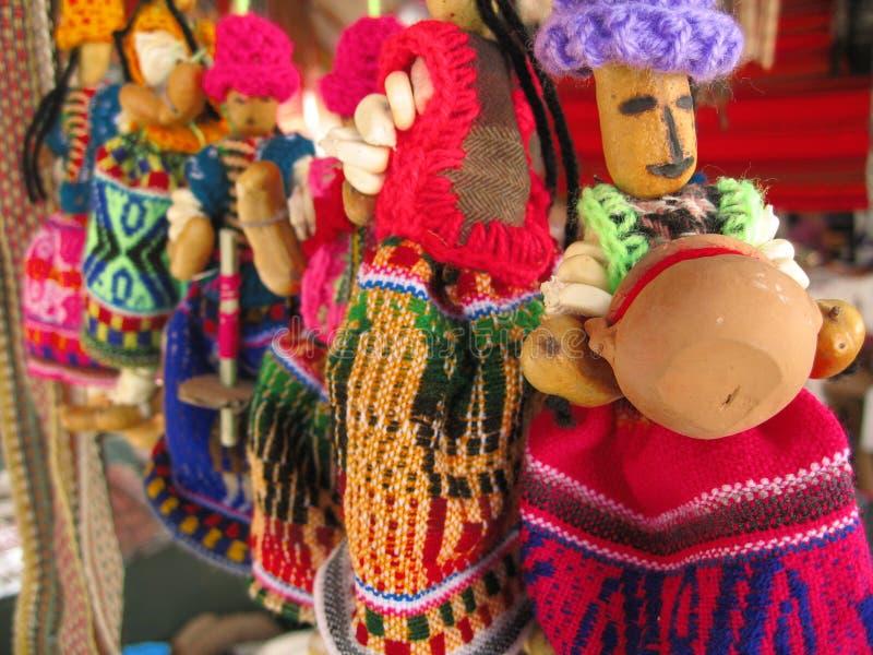 κούκλες maiz στοκ φωτογραφίες με δικαίωμα ελεύθερης χρήσης