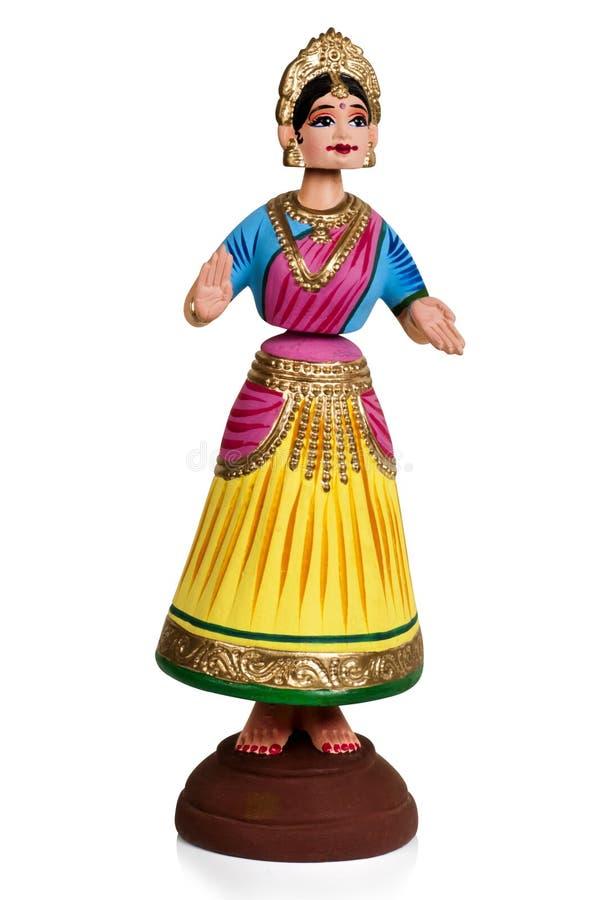 Κούκλες χορού στοκ εικόνες με δικαίωμα ελεύθερης χρήσης