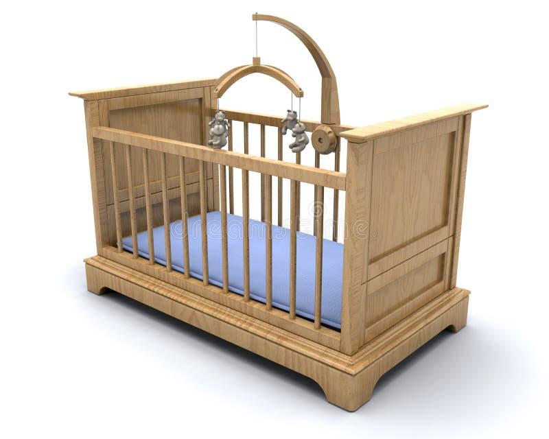 κούνια s μωρών διανυσματική απεικόνιση