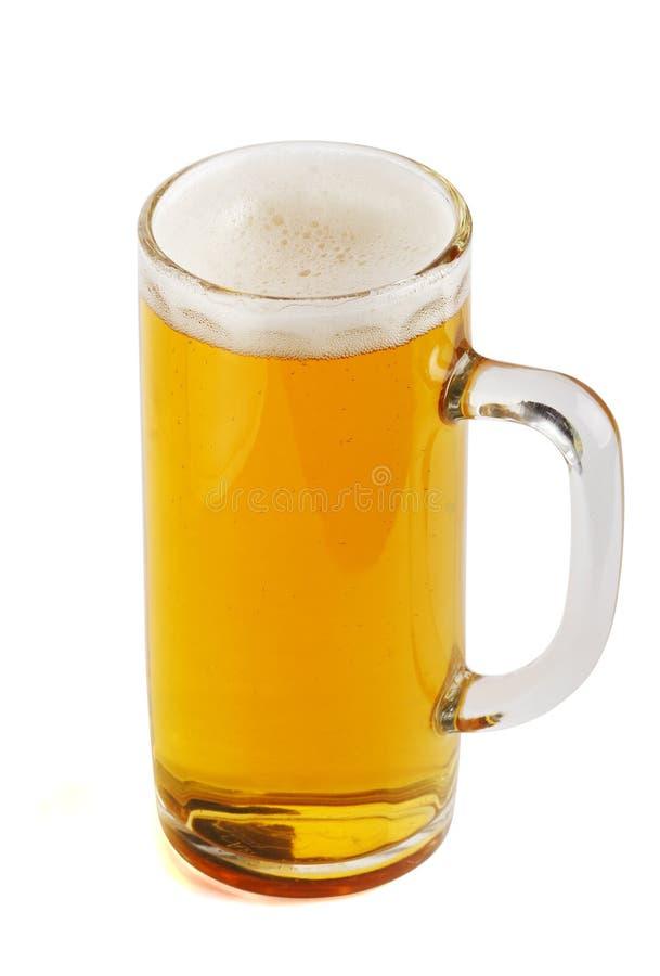 Κούπα μπύρας. Παραλλαγή δύο στοκ εικόνες