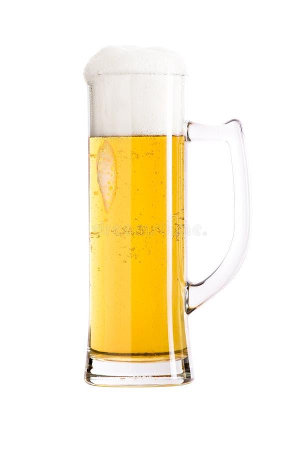 κούπα μπύρας στοκ φωτογραφία με δικαίωμα ελεύθερης χρήσης