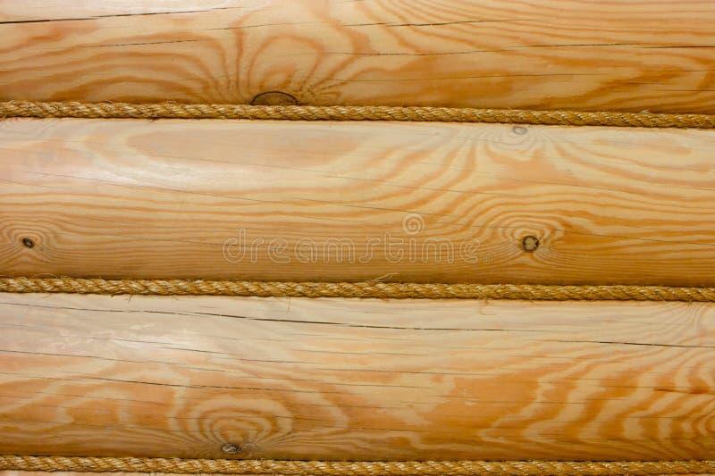 κούτσουρο ξύλινο στοκ εικόνες