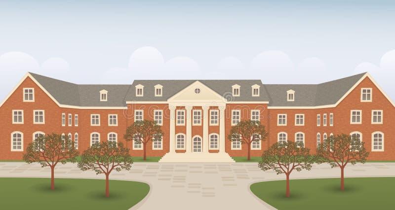 κολλέγιο απεικόνιση αποθεμάτων