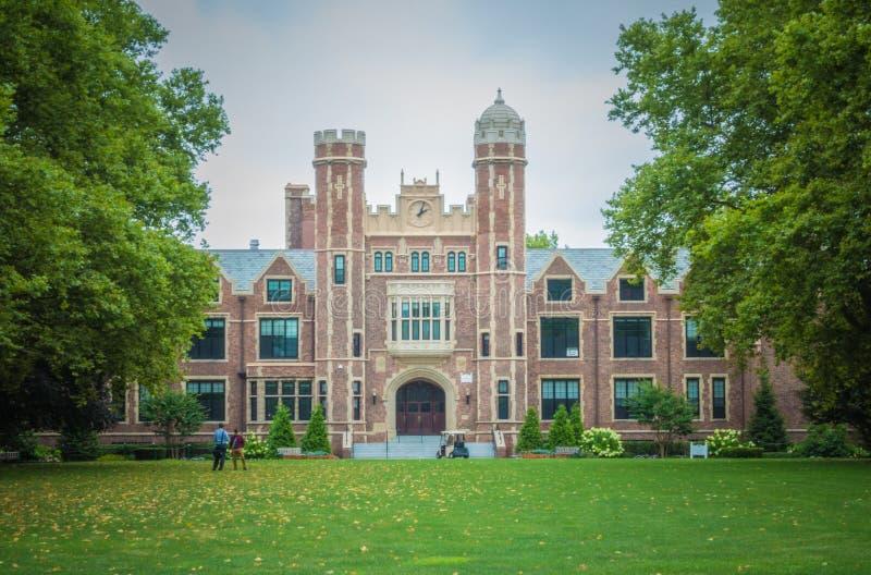Κολλέγιο Wagner στοκ εικόνες