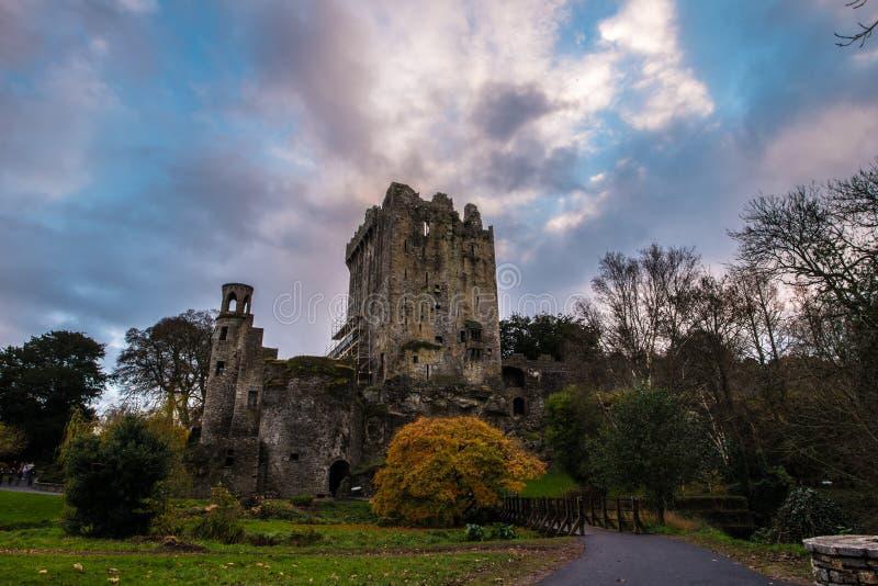 Κολακεία Castle στοκ φωτογραφίες με δικαίωμα ελεύθερης χρήσης