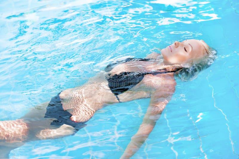 κολύμβηση στοκ φωτογραφία