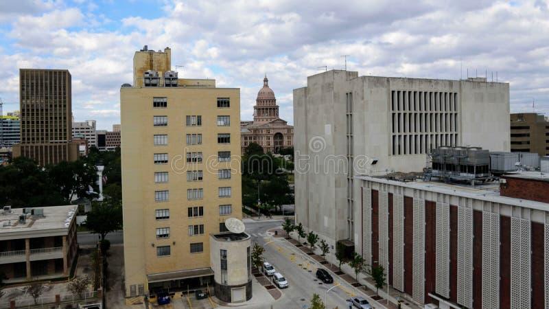 κράτος Τέξας capitol στοκ φωτογραφίες με δικαίωμα ελεύθερης χρήσης