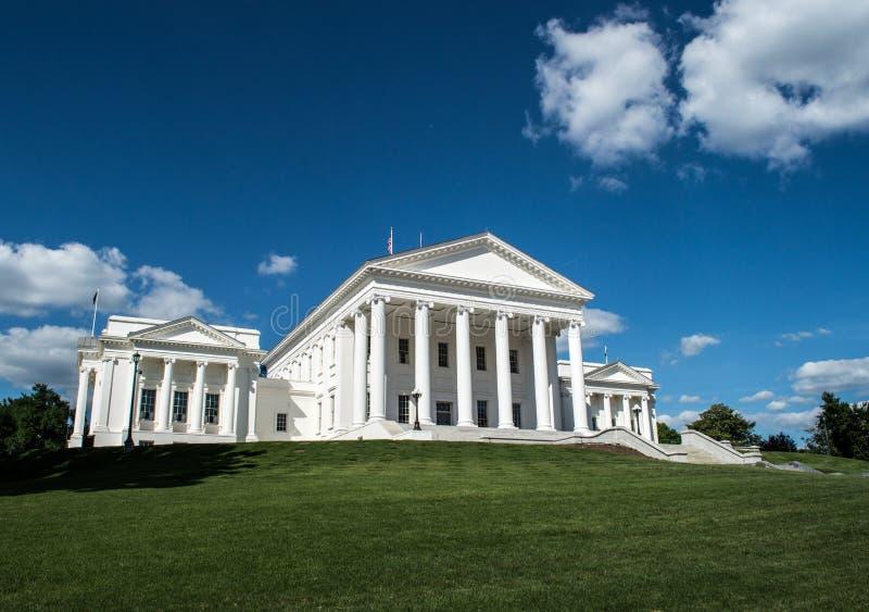 Κράτος Capitol της Βιρτζίνια στοκ εικόνες με δικαίωμα ελεύθερης χρήσης