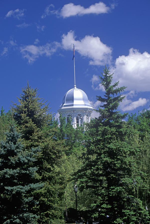 Κράτος Capitol της Νεβάδας στοκ φωτογραφία με δικαίωμα ελεύθερης χρήσης