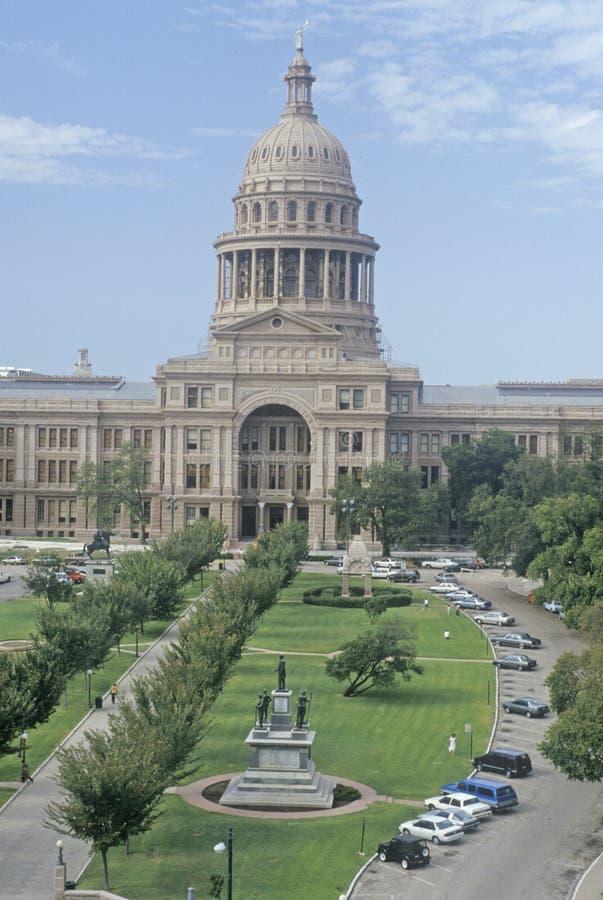 Κράτος Capitol του Τέξας στοκ φωτογραφία