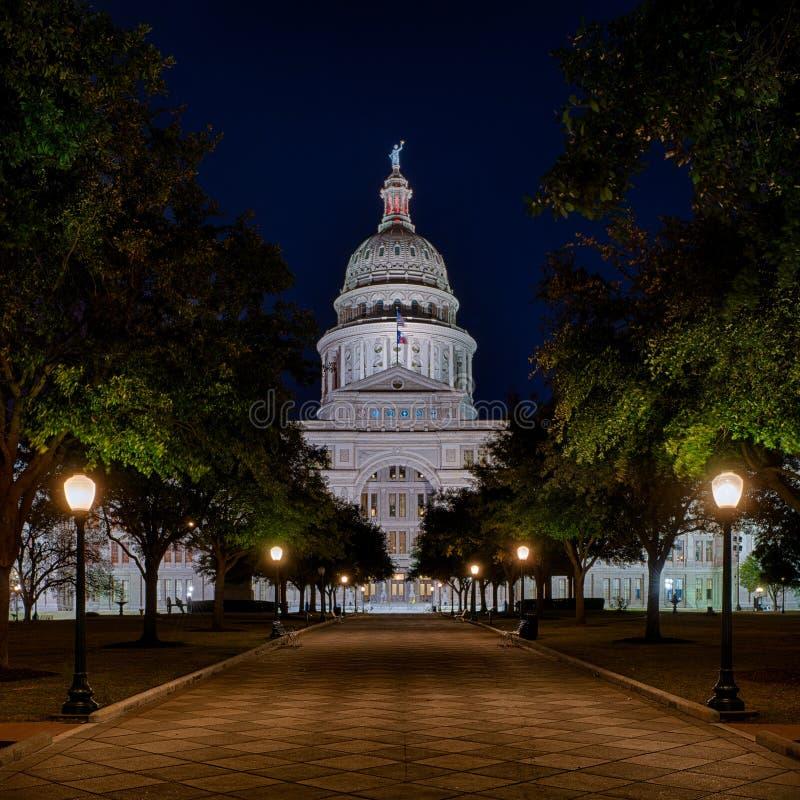 Κράτος Capitol του Τέξας στοκ φωτογραφίες