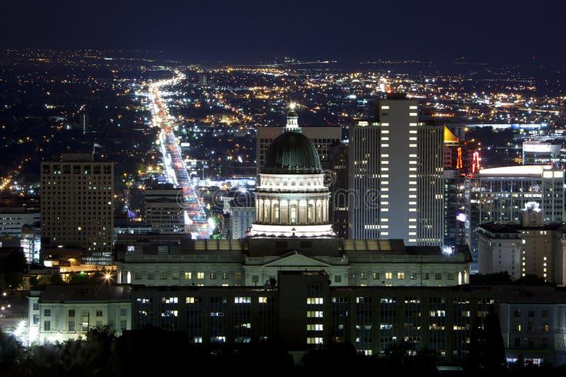 Κράτος Capitol του Utah στοκ εικόνα με δικαίωμα ελεύθερης χρήσης