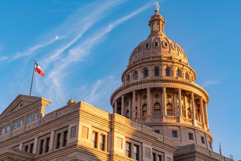 Κράτος Captol του Τέξας στοκ φωτογραφία