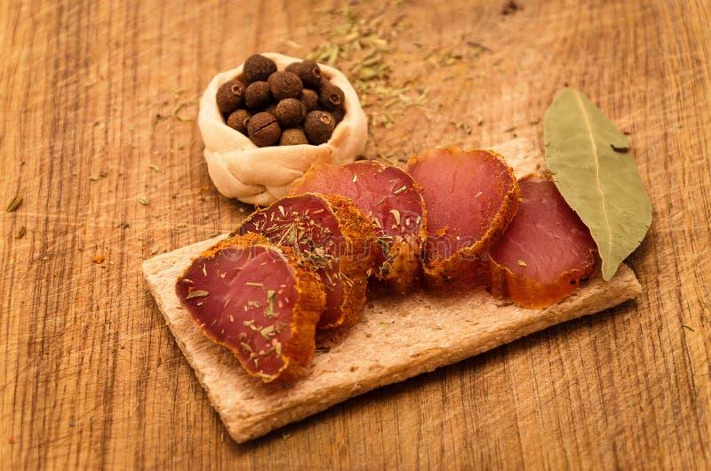 κρέας πικάντικο στοκ εικόνα με δικαίωμα ελεύθερης χρήσης