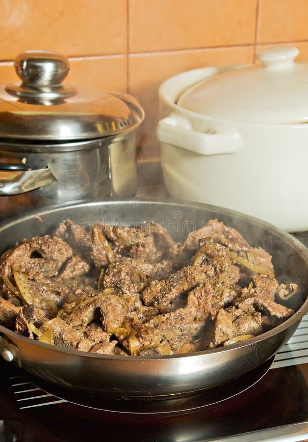 Download κρέας στοκ εικόνες. εικόνα από πεινασμένος, διακοπής - 13186316