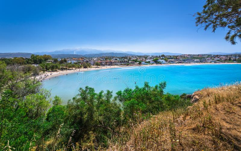 Κρήτη, ελληνικά νησιά, Ελλάδα, Ευρώπη στοκ φωτογραφίες με δικαίωμα ελεύθερης χρήσης