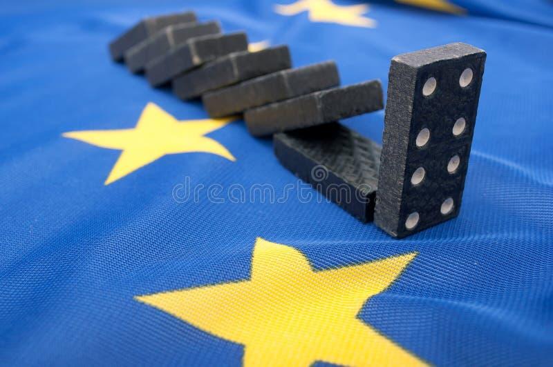 κρίση Ευρώπη οικονομική στοκ φωτογραφίες με δικαίωμα ελεύθερης χρήσης