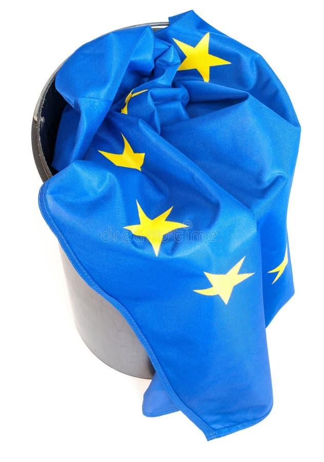 Κρίση της ΕΕ στοκ φωτογραφία με δικαίωμα ελεύθερης χρήσης