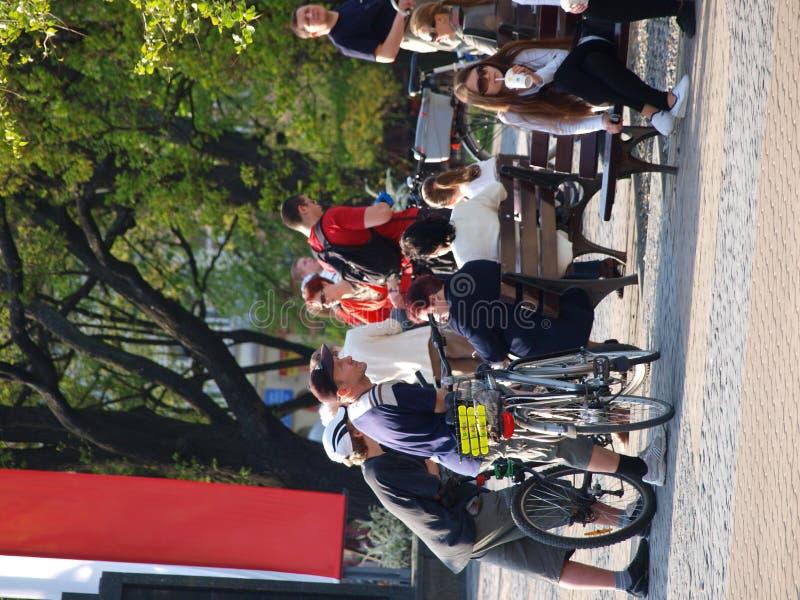 κρίσιμη μάζα Πολωνία του Lublin στοκ φωτογραφίες