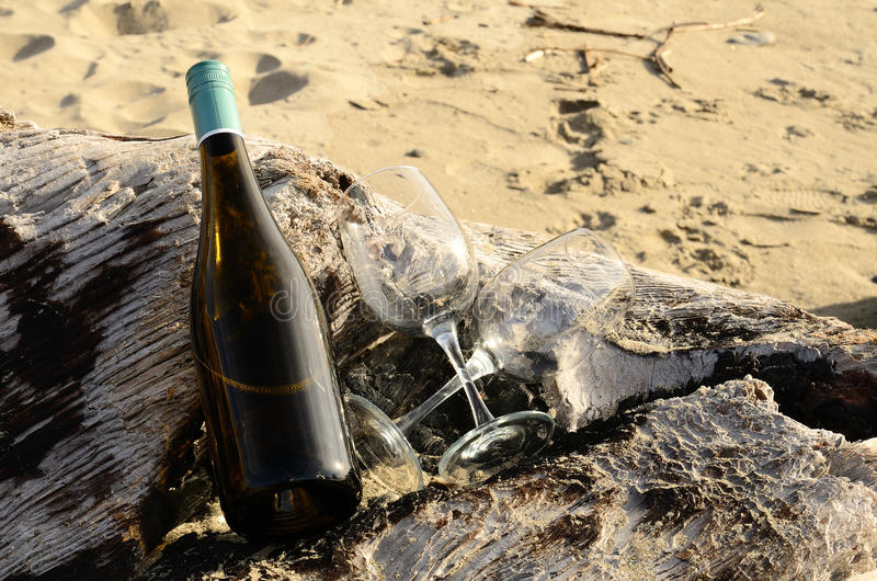 Κρασί ακτών στοκ φωτογραφίες με δικαίωμα ελεύθερης χρήσης