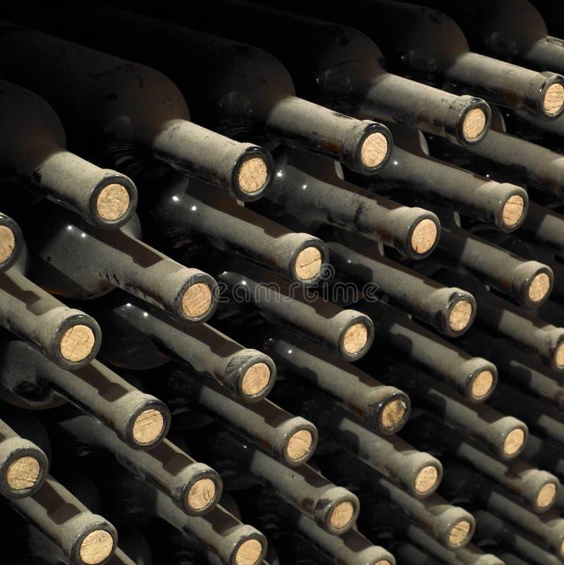 κρασί αρχείων στοκ εικόνα με δικαίωμα ελεύθερης χρήσης