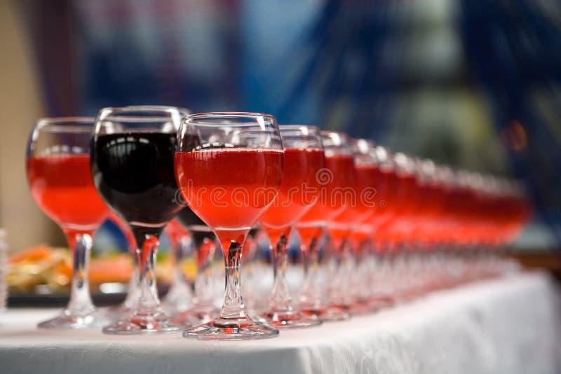 κρασί γυαλιών στοκ φωτογραφίες