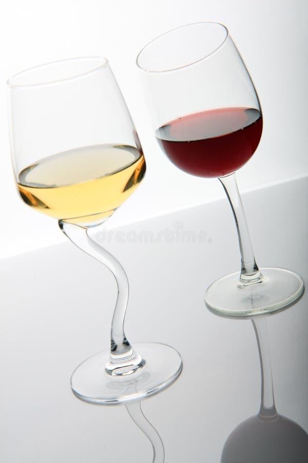 κρασί γυαλιών στοκ εικόνες