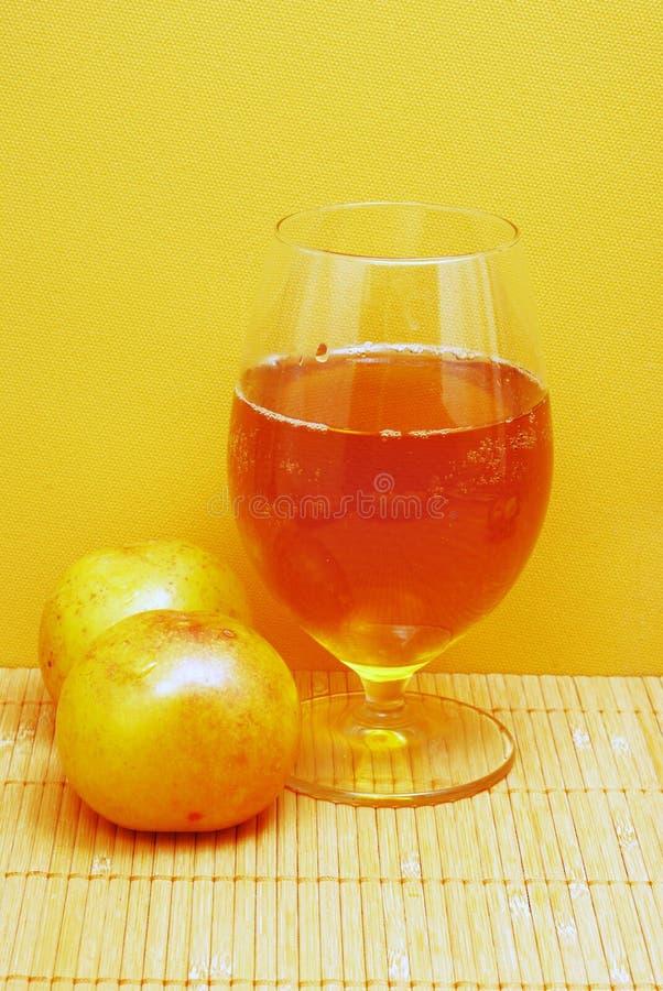 κρασί δαμάσκηνων δαμάσκην&omega στοκ εικόνα