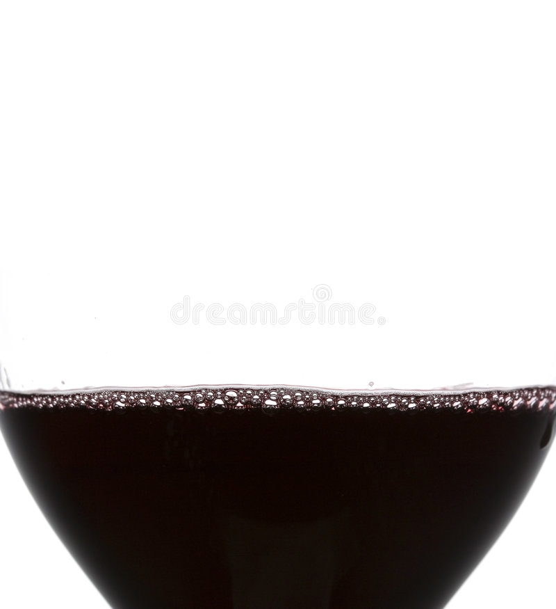 κρασί εστιατορίων γυαλιού στοκ εικόνα