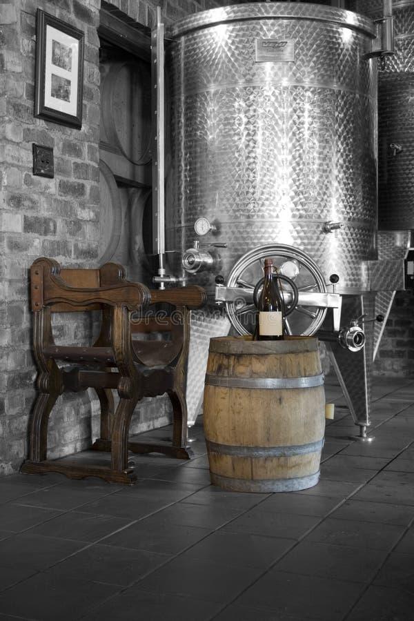 κρασί κελαριών στοκ εικόνες με δικαίωμα ελεύθερης χρήσης