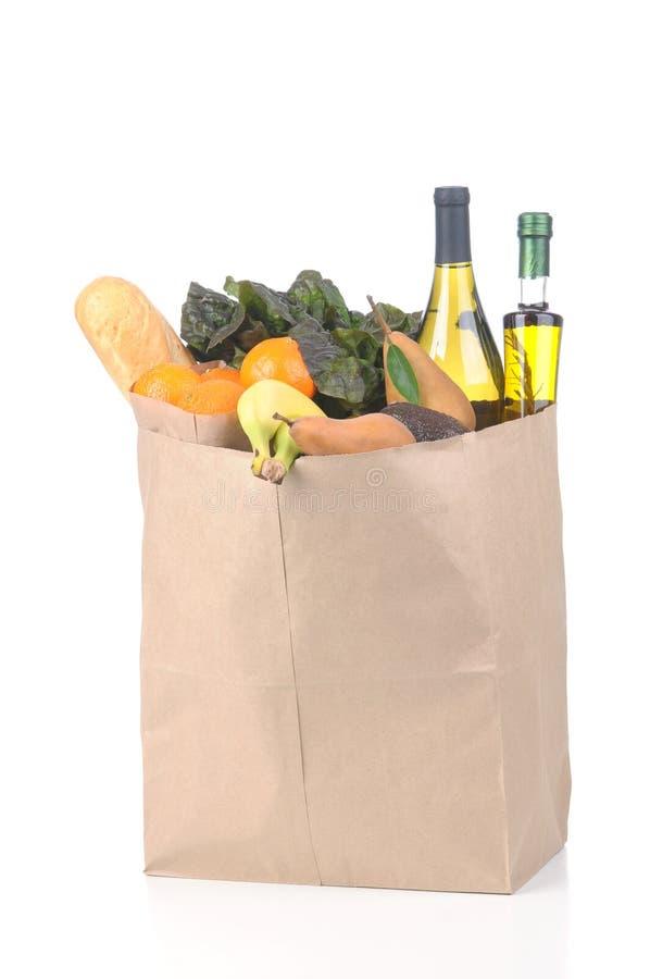 κρασί λαχανικών παντοπωλ&eps στοκ εικόνες
