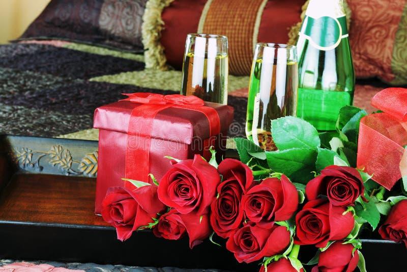 κρασί λουλουδιών στοκ εικόνα