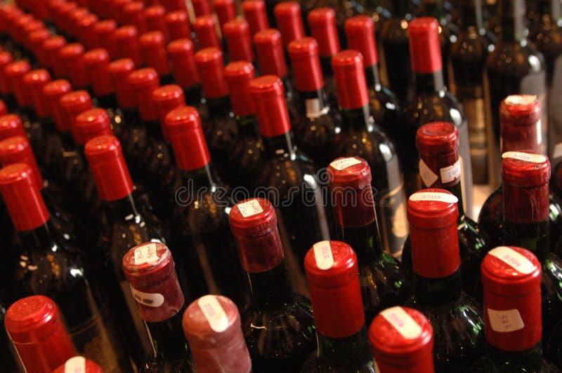 κρασί μπουκαλιών στοκ φωτογραφίες με δικαίωμα ελεύθερης χρήσης