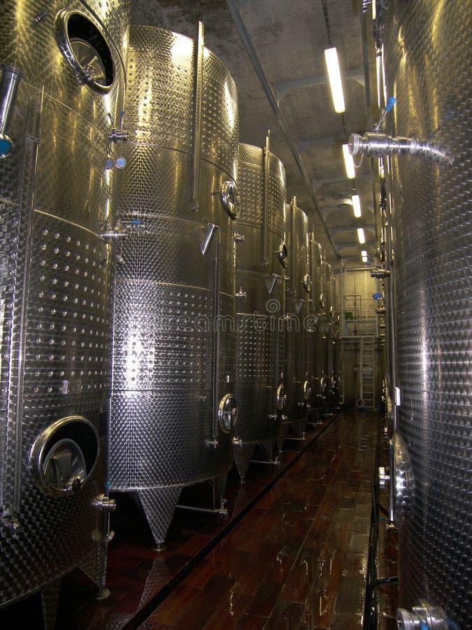 κρασί παραγωγής στοκ εικόνες με δικαίωμα ελεύθερης χρήσης