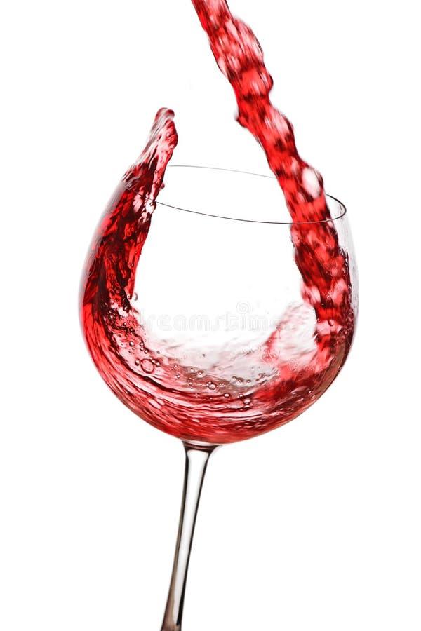 κρασί παφλασμών στοκ εικόνες