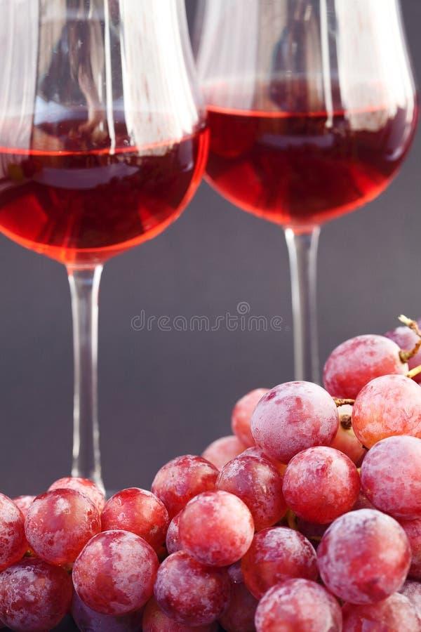κρασί σταφυλιών γυαλιού & στοκ φωτογραφίες
