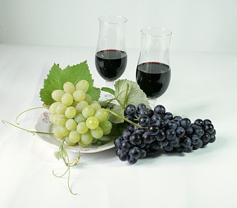 κρασί σταφυλιών στοκ φωτογραφία