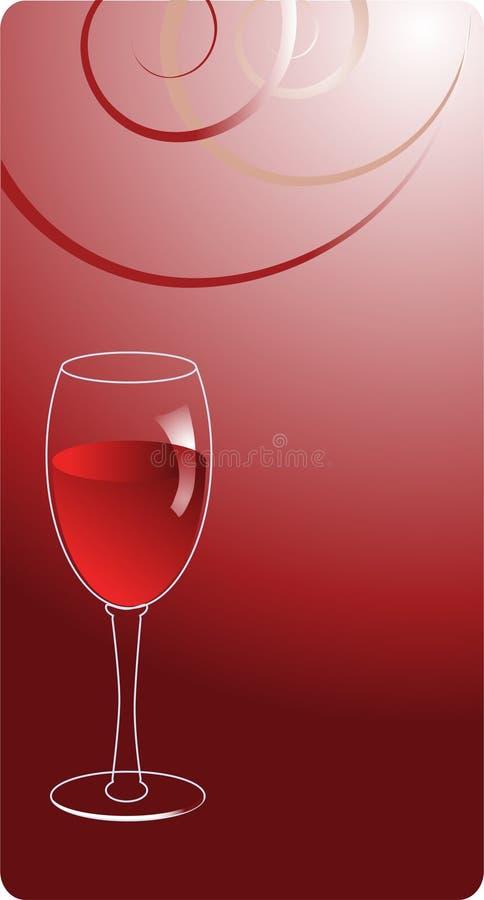 κρασί διανυσματική απεικόνιση