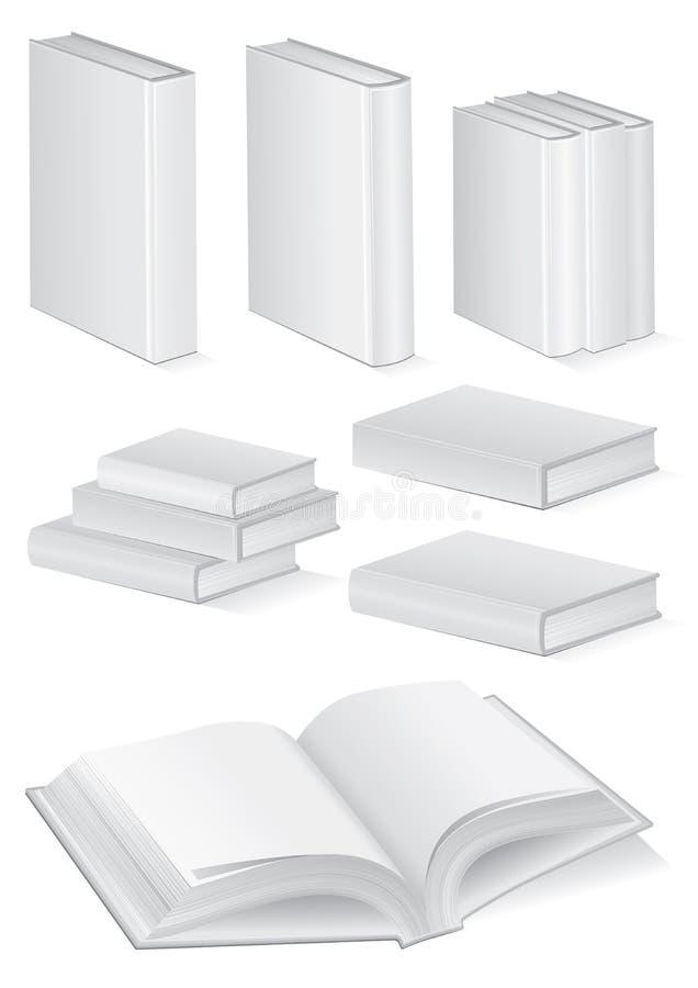 κρατά hardcover το σύνολο απεικόν& απεικόνιση αποθεμάτων